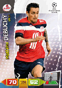 Adrenalyn XL 2012 LOSC Lille Cards