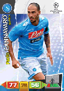 Adrenalyn XL 2012 Napoli Cards