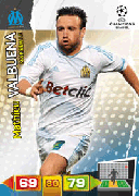 Adrenalyn XL 2012 Olympique Marseille Cards