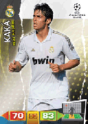 Adrenalyn XL 2012 Real Madrid Cards