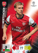 Adrenalyn Xl 2013 Arsenal Cards