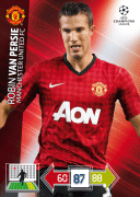 Adrenalyn Xl 2013 Manchester United Cards
