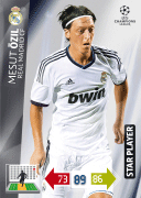 Adrenalyn Xl 2013 Real Madrid Cards