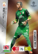 Adrenalyn XL 2013 Goal Stoppers Cards
