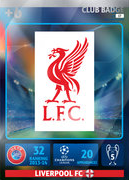 Adrenalyn XL 2015 Liverpool Cards