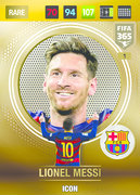 Adrenalyn XL FIFA365 2017 Icon Cards