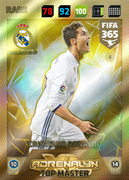 Adrenalyn XL FIFA365 2018<br>Top Masters Cards
