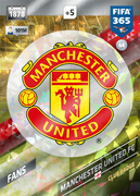 Adrenalyn XL FIFA365 2018<br>Manchester United Cards