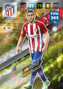 Adrenalyn XL FIFA365 2018<br>Fans Favourites Cards