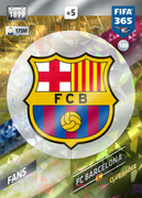 FC Barcelona Club Badge