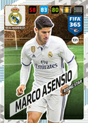 Adrenalyn XL FIFA365 2018<br>Rising Stars Cards