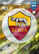 Adrenalyn XL FIFA365 2018<br>AS Roma Cards