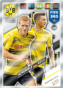 Adrenalyn XL FIFA365 2018<br>Club and Country Cards