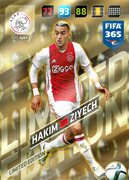 Adrenalyn XL FIFA365 2018<br>Ajax Cards