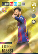 Adrenalyn XL FIFA365 2019<br>Top Masters Cards