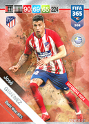 Adrenalyn XL FIFA365 2019<br>Defensive Rocks Cards