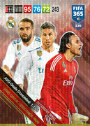Adrenalyn XL FIFA365 2019<br>Defensive Walls Cards