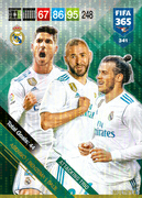 Adrenalyn XL FIFA365 2019<br>Trios Cards