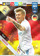 Adrenalyn XL FIFA365 2019<br>German Stars Cards