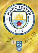 Adrenalyn XL FIFA365 2019<br>Manchester City Cards