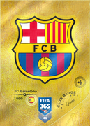 Adrenalyn XL FIFA365 2019<br>Barcelona Cards