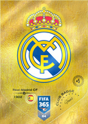 Adrenalyn XL FIFA365 2019<br>Real Madrid Cards