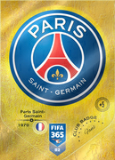 Adrenalyn XL FIFA365 2019<br>Paris St Germain Cards