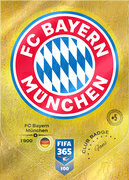 Adrenalyn XL FIFA365 2019<br>Bayern Munich Cards