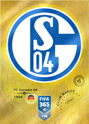 Adrenalyn XL FIFA365 2019<br>Schalke Cards