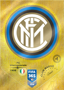 Adrenalyn XL FIFA365 2019<br>Internazionale Cards