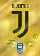 Adrenalyn XL FIFA365 2019<br>Juventus Cards