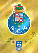 Adrenalyn XL FIFA365 2019<br>Porto Cards