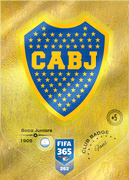 Adrenalyn XL FIFA365 2019<br>Boca Juniors Cards