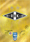Adrenalyn XL FIFA365 2019<br>Rosenborg Cards