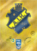 Adrenalyn XL FIFA365 2019<br>AIK Cards