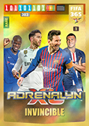 Adrenalyn XL FIFA365 2020<br>Invincible Cards