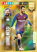 Adrenalyn XL FIFA365 2020<br>Living Legend Cards
