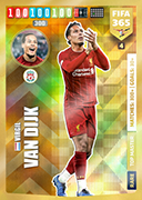 Adrenalyn XL FIFA365 2020<br>Top Masters Cards