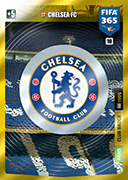 Adrenalyn XL FIFA365 2020<br>Chelsea Cards