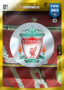 Adrenalyn XL FIFA365 2020<br>Liverpool Cards