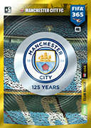 Adrenalyn XL FIFA365 2020<br>Manchester City Cards