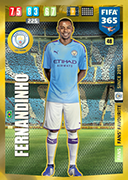 Adrenalyn XL FIFA365 2020<br>Fans Favourites Cards