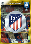 Adrenalyn XL FIFA365 2020<br>Atletico Madrid Cards