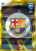 Adrenalyn XL FIFA365 2020<br>Barcelona Cards