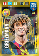 Adrenalyn XL FIFA365 2020<br>Impact Signings Cards