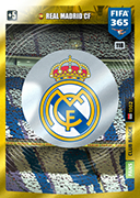 Adrenalyn XL FIFA365 2020<br>Real Madrid Cards