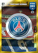 Adrenalyn XL FIFA365 2020<br>Paris St Germain Cards
