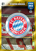 Adrenalyn XL FIFA365 2020<br>Bayern Munich Cards