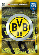 Adrenalyn XL FIFA365 2020<br>Borussia Dortmund Cards