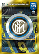 Adrenalyn XL FIFA365 2020<br>Internazionale Cards